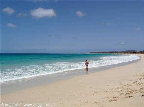 Visiting Boa Vista In A Relaxed Mood Cape Verde